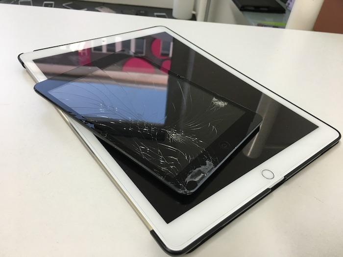 iPad Glas und Displaywechsel in Bremen bei Apfel Service