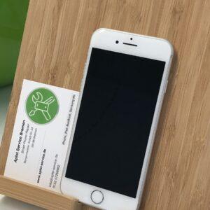 iPhone 8 Weiß Silber Second Hand Verkauf in Bremen bei Apfel Service